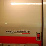 frecciargento train florence venice