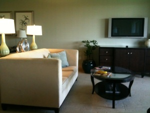 Canyon Suites | Our Living Room