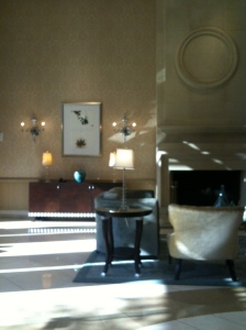 Canyon Suites | Lobby