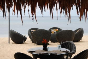 Laucala Fiji Outdoor Living